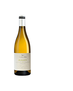 Pardevalles Blanco / Castilla y León / Spanje Witte Wijn / Wijnhandel MKWIJNEN Gistel