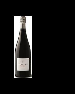 Titiana Pinot Noir Rosado / Parxet / Cava / Wijnhandel MKWIJNEN Gistel